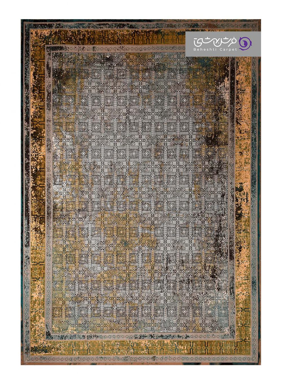 فرش طرح لاوین کد 266