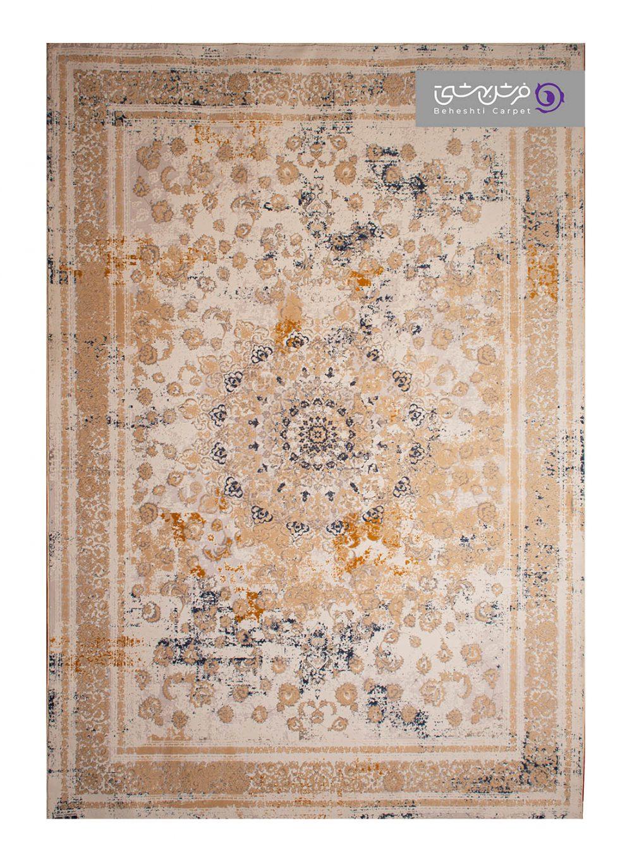 فرش طرح راگا کد 1029