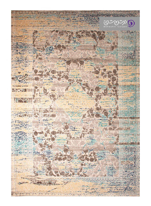 فرش طرح راگا کد 2002