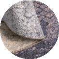 فرش های ماشینی-فرش بهشتی-نقشی که درخشانه