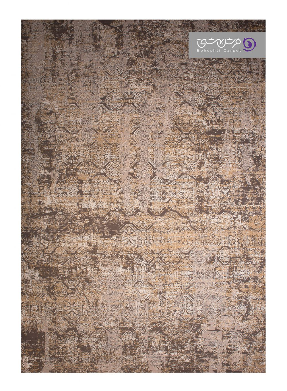 فرش طرح راگا کد 1025