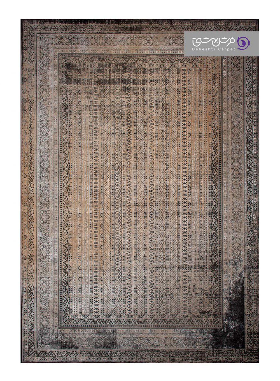 فرش طرح لاریسا کد 9006
