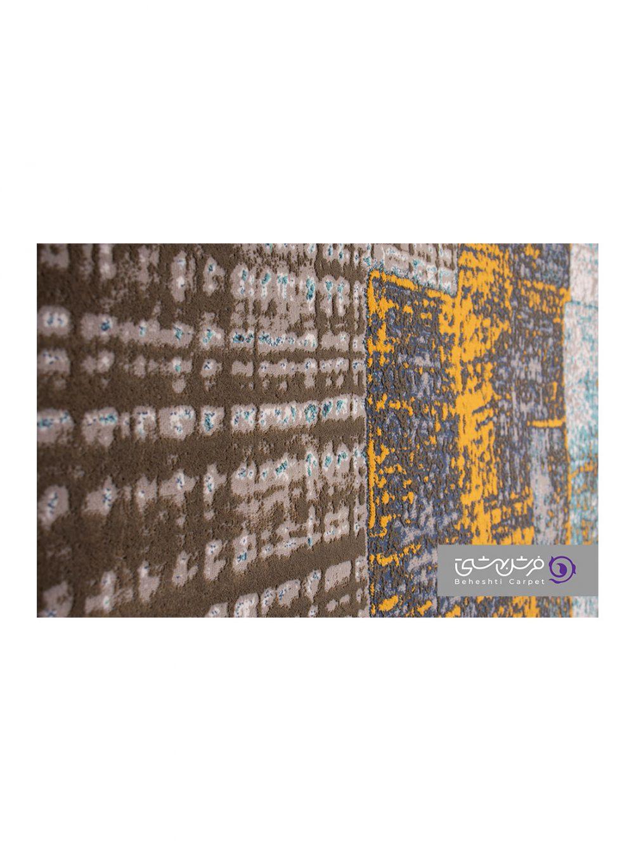 فرش طرح راگا کد 2074