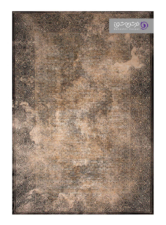 فرش طرح طوفان کد 3068